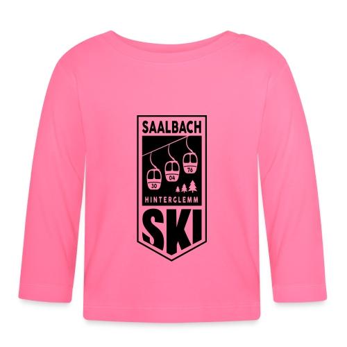 SKI embleem Saalbach - T-shirt