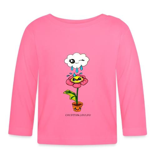 Petite averse - T-shirt manches longues Bébé