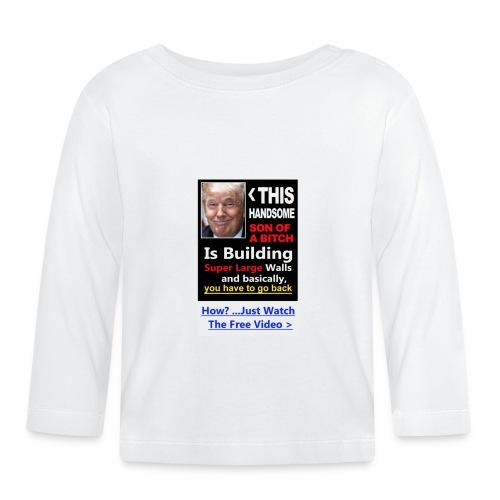 Trumped - Baby Long Sleeve T-Shirt