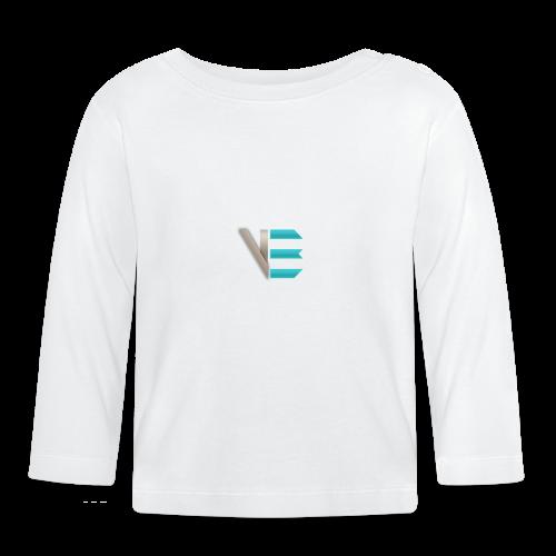 Standard-Logo - Baby Langarmshirt