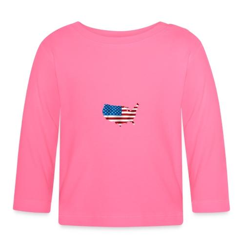AMERICAN - T-shirt manches longues Bébé