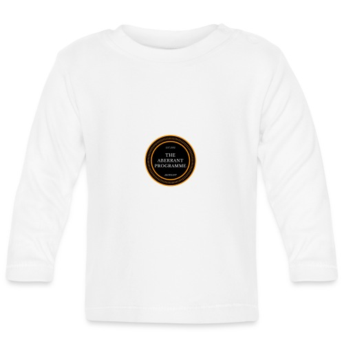 Aberrent Founders Logo - Baby Long Sleeve T-Shirt
