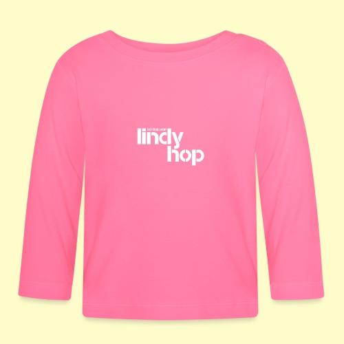 Lindy Hop Dance Vintage Geschenk - Baby Langarmshirt