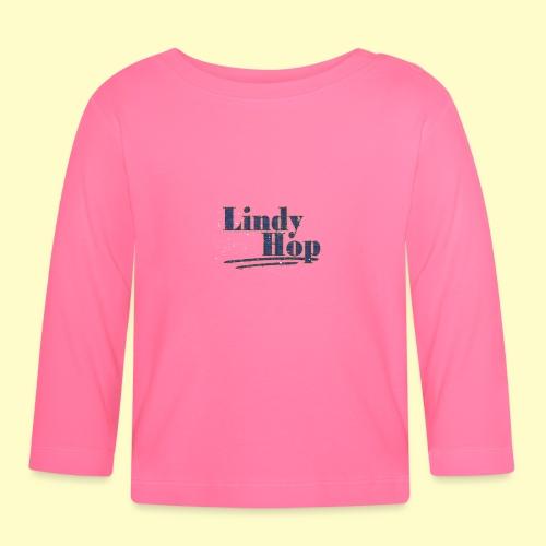 Lindy Hop Dance Geschenk T-Shirt - Baby Langarmshirt