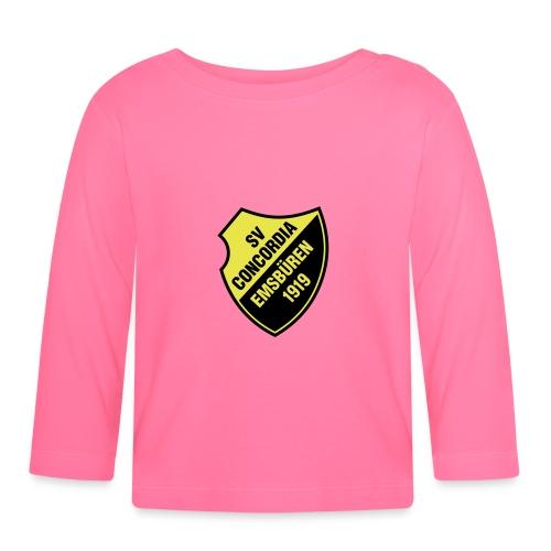 SVCE Logo - Baby Langarmshirt