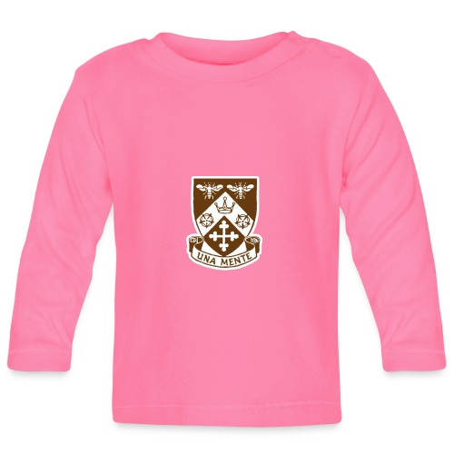 Borough Road College Tee - Baby Long Sleeve T-Shirt