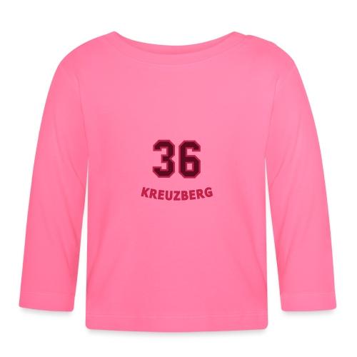 KREUZBERG 36 - Koszulka niemowlęca z długim rękawem
