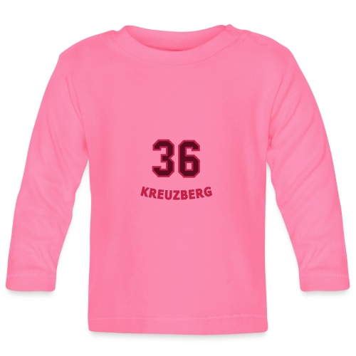 KREUZBERG 36 - Maglietta a manica lunga per bambini