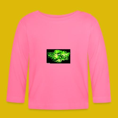 lucentipes dark - T-shirt manches longues Bébé