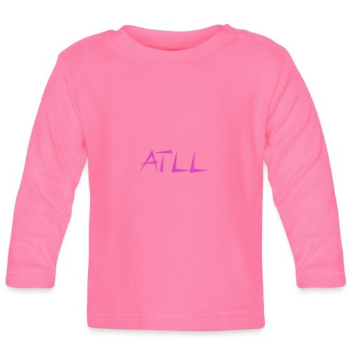 ATLL logo - Langærmet babyshirt