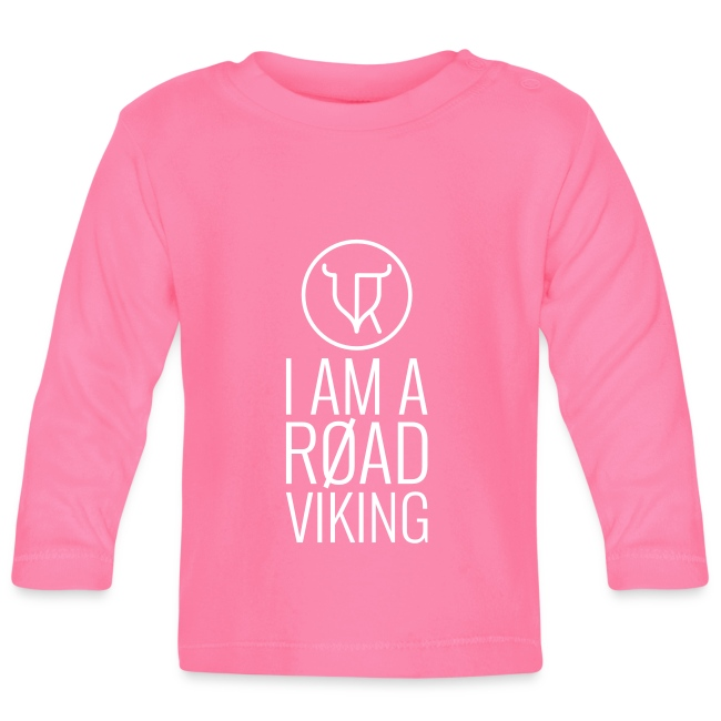 Road Vikings - security jacket - text