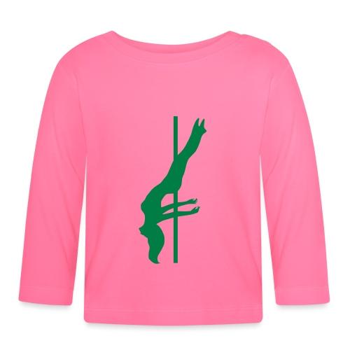 Pole Dance - Maglietta a manica lunga per bambini