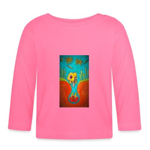 Kotelo - Vauvan pitkähihainen paita