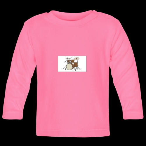 bongo cattttttttttt - Baby Long Sleeve T-Shirt