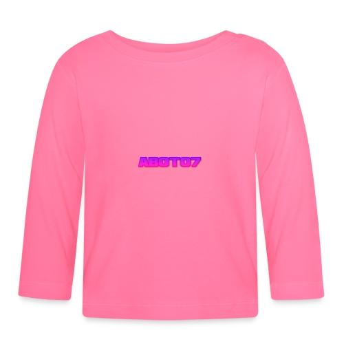 Abot07 - Långärmad T-shirt baby