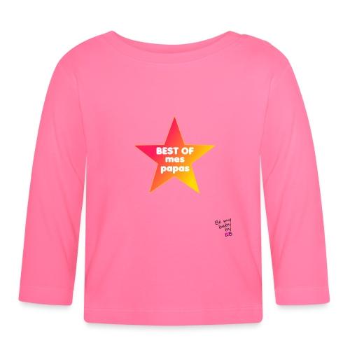 Best 2p png - T-shirt manches longues Bébé