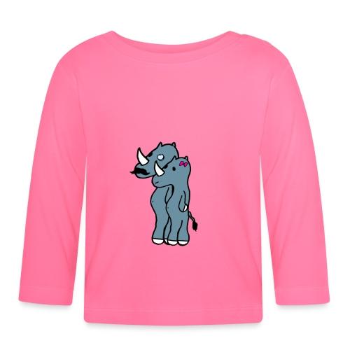 rino hommies - Maglietta a manica lunga per bambini
