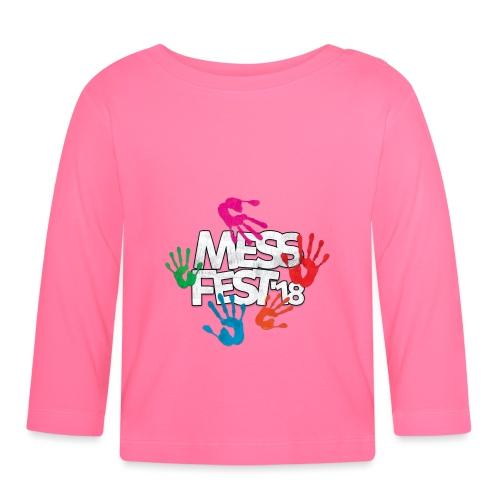 Mess Fest '18 - Baby Long Sleeve T-Shirt
