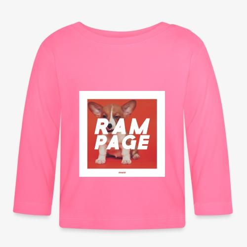 RAMPAGE #01 - Baby Langarmshirt