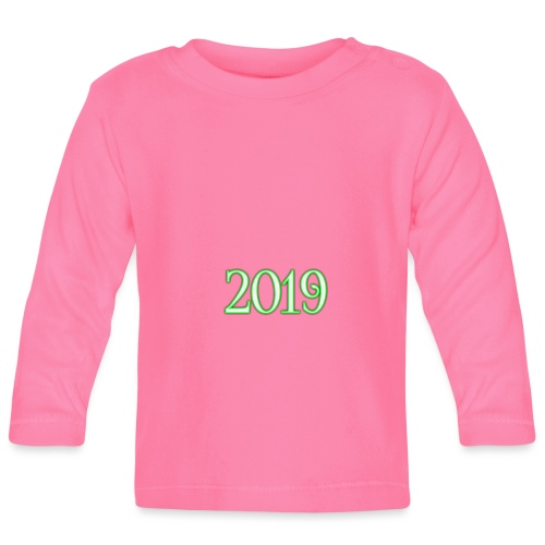 2019 - Baby Long Sleeve T-Shirt