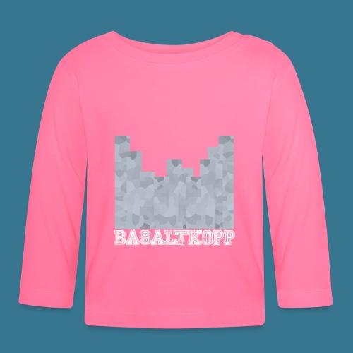 Basaltkopp - Baby Langarmshirt