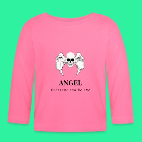 ANGEL - Baby Langarmshirt