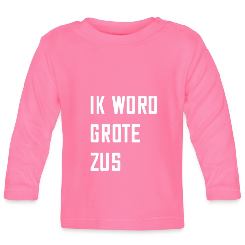 IK WORD GROTE ZUS - T-shirt