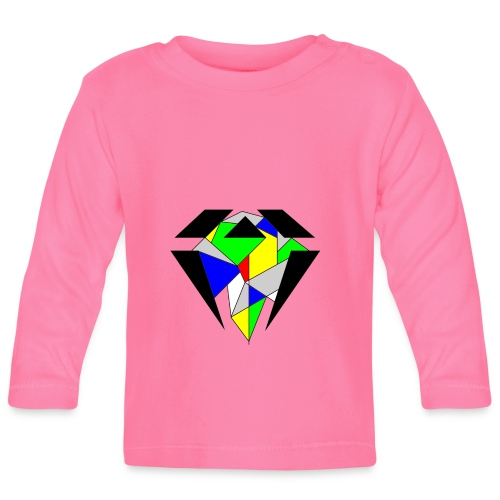 J.O.B. Diamant Colour - Baby Langarmshirt