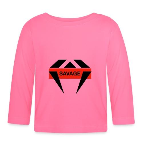 J.O.B Diamant Savage - Baby Langarmshirt