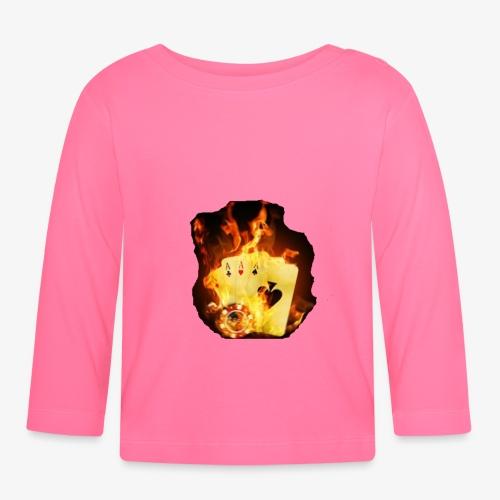 Flamme THE TEXAS HOLDEM - Baby Langarmshirt
