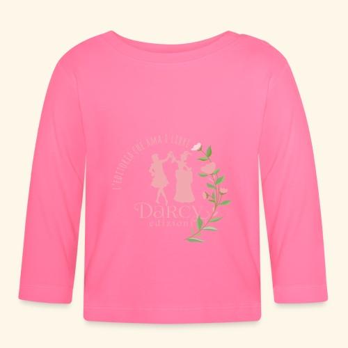 Darcy Edizioni - Maglietta a manica lunga per bambini