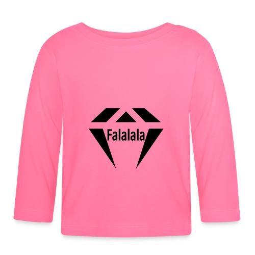 J.O.B Diamant Falalala - Baby Langarmshirt