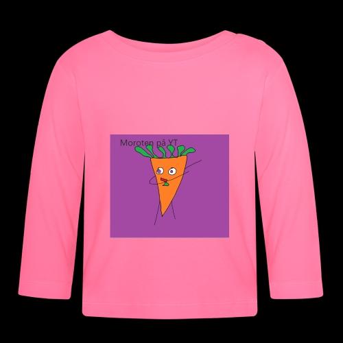 Yt logo - Långärmad T-shirt baby