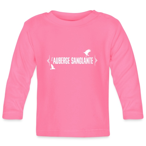 L'auberge Sanglante - T-shirt manches longues Bébé