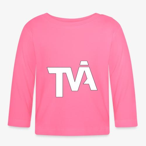 TVÅHUNDRA VIT - Långärmad T-shirt baby