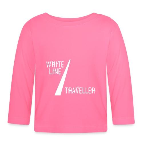 white line traveller - T-shirt