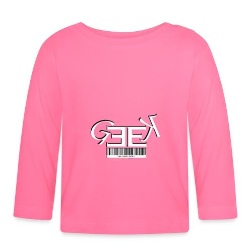 GEEK II - T-shirt manches longues Bébé
