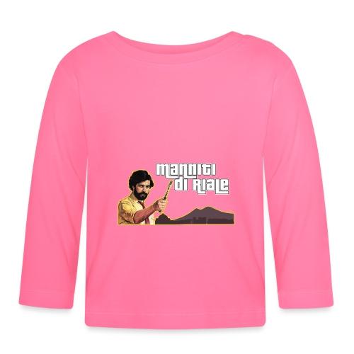 Manniti di Riale - Maglietta a manica lunga per bambini