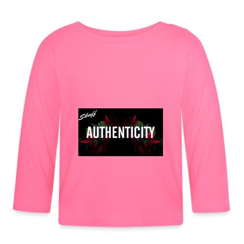 Authenticity - T-shirt manches longues Bébé