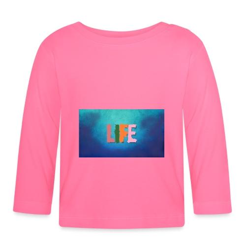 Life - Baby Langarmshirt