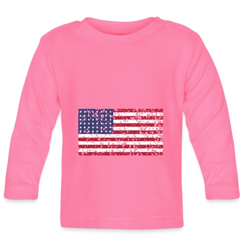 AVM WWII Trashed 48 star flag in color D'Day - T-shirt