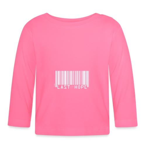 BARCODE - Maglietta a manica lunga per bambini