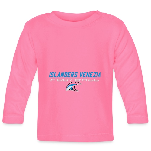 islanders football new logo - Maglietta a manica lunga per bambini