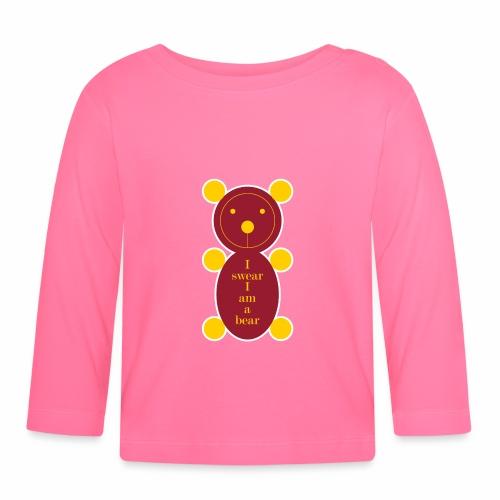 I swear I am a bear 001 - T-shirt