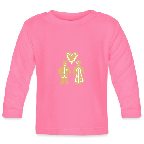 PEPPARKAKOR - Långärmad T-shirt baby