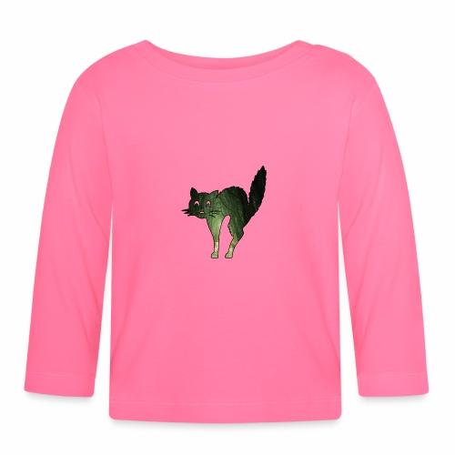 Le chat de la Peur - J'peux pas j'suis un Chat - T-shirt manches longues Bébé