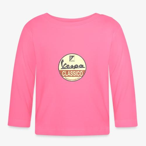 Vintage Logo - Baby Langarmshirt