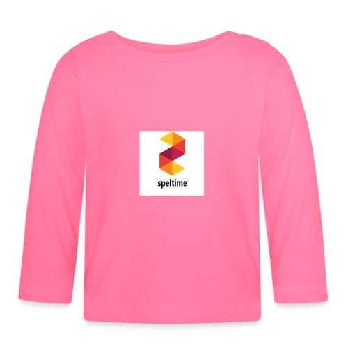 Logo 2 - Långärmad T-shirt baby