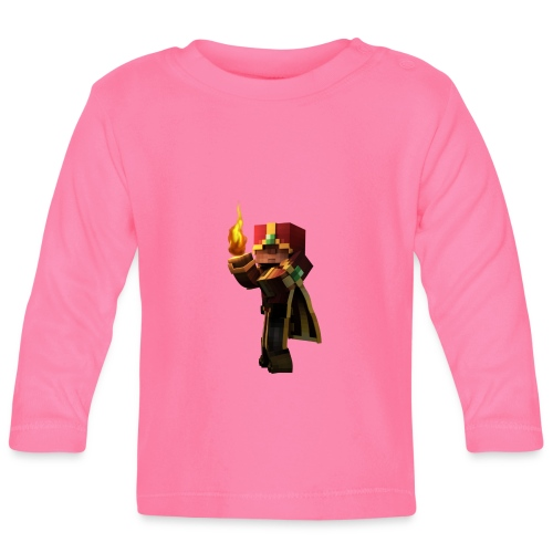 Musmatta - Långärmad T-shirt baby