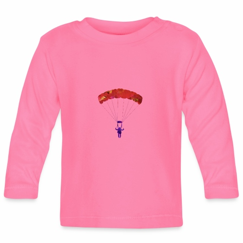 Le PARAPENTE ! - T-shirt manches longues Bébé